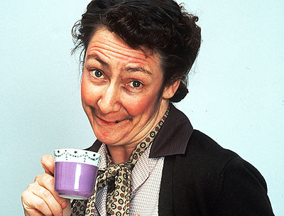 Mrs Doyle and a nice cup of tea