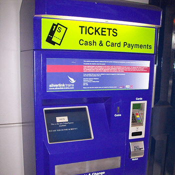 Collecting Train Tickets