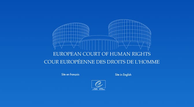 ECHR rule that a website with user comments IS liable for the comments