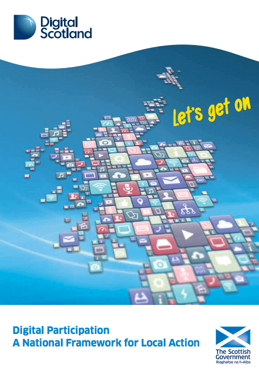 Digital Participation Scotland report from Scottish Government