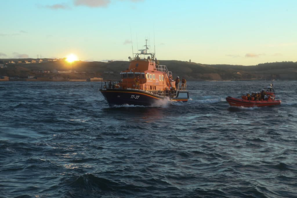 RNLI Training