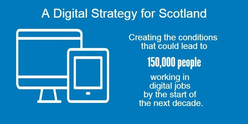 Scottish Government Digital Strategy launched