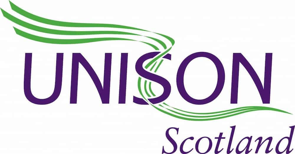 Letter to UNISON